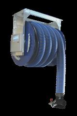PKW / LKW Abgas-Schlauchaufroller Set NORFI