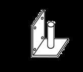 Drehbare Wandhalterung für EVOLUTION FLEX / T und M