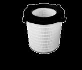 Ersatz Filterpatrone in Zellulose IFA/BGIA M-CEL für CLEANING DF