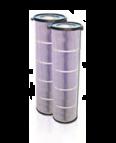 Filterpatrone Ø325x300mm für DUSTOMAT 4-10