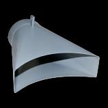 Haube - Flachöffnung für Schleifscheiben