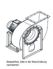 Ventilator - 3 kW - 1200m³/h - 140 mm - VUZM350k-D