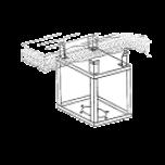 Deckenkonsole für 1 Arm EVOLUTION
