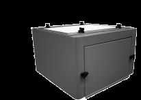 Ausführung mit Absolutfilter HEPA H13 DF2 für CLEANING DF