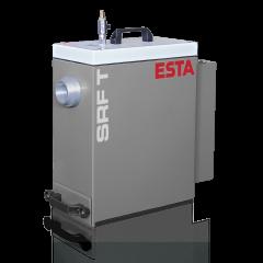 SRF T-2 - tragbarer Schweißrauchfilter - mit Filterpatrone für Lötrauch