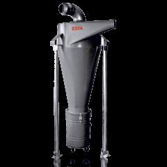 ZA-Zyklonvorabscheider Anschluss 125mm