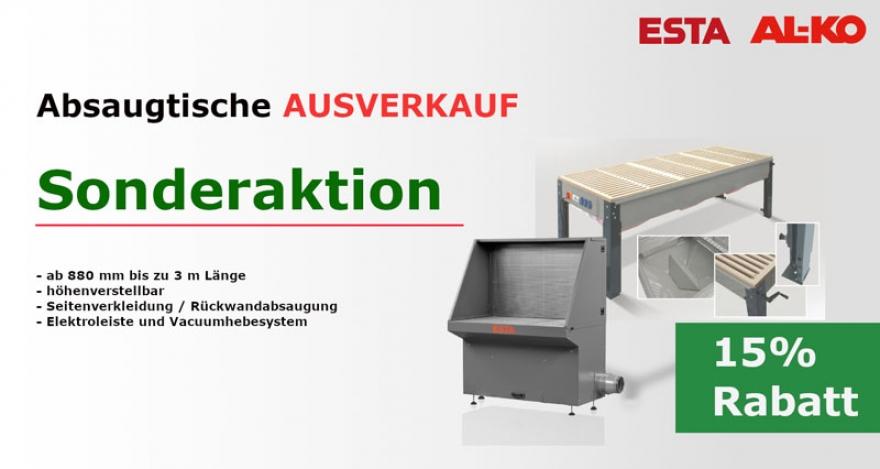 https://absaugwelt24.de/zubehoer-absaugtechnik/absaugtische.html?___store=absaugwelt24_de